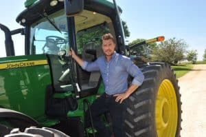 Chris Soules - Twitter pic