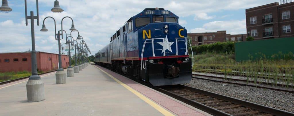 NC DOT Rail Division